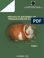 Sistemas de Produccion de Cuyes
