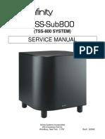 TSS-800 Infinity Subwoofer.pdf