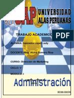Administracion II Presentar