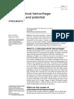 Conjunctival subhaemorrage.doc