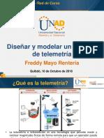 Unidad 2 Telemetría
