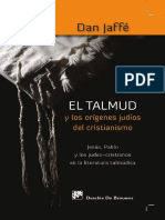 EL TALMUD DEL CRISTIANISMO