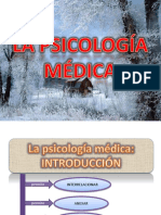 psicología medica