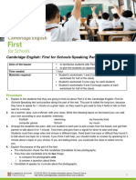 181542 Cambridge English First for Schools Fce for Schools From 2015 Speaking Part 2