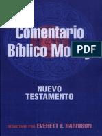COMENTARIO BIBLICO MOODY N.T