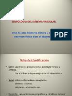 2-Semiologia Del Sistema Vascular