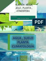 1ra Clase Sistema Agua