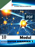 Modul 10 Sistem Dinamik 2