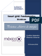 Práctica MOOC,Smart Grid