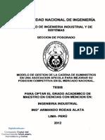 Tesis de Apicukltura Lima Peru