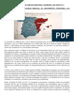 Preguntas de Examenes Historia Moderna de España i