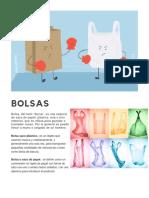 3 Manual - Bolsas, Contenedores y Vasos