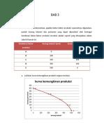 Kuantitatif BAB 3 dan BAB 4 Mikroekonomi