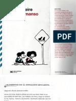 Elementos de la situación educativa (Paulo Freire_El grito manso).pdf