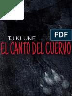 El Canto Del Cuervo Book