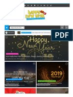 Best Happy New Year 2019 Wishes Messages Quotes Images Greetings