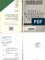 IANNI, O. Estado e Planejamento Econômico No Brasil. Parte V