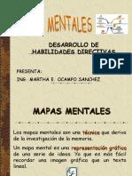 Mapas Mentales, Martha Ocampo, 2005-1.ppt