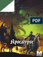 Joa - Apocalypse - Book - Eng