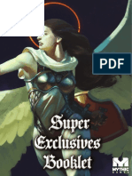 Joa - Super Exclusive - Book - Eng