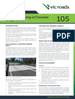 Technical Note TN 105 Asphalt Surfacing of Concrete Bridge Decks