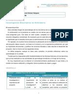 Actividad Investigacion Descriptiva 5