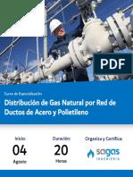Dossier - Curso Distribucion de Gas Naturall