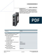 5. (6gk5101-1bc00-2aa3) Scalance x101, Unmanaged Media Converter