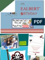Ecc 08 Birthday