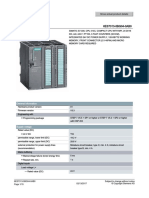 32. (6ES7313-5BG04-0AB0) SIMATIC S7-300, CPU 313C COMPACT