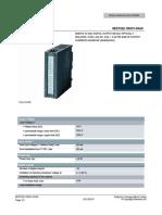 50. (6es7322-1bh01-0aa0) Simatic s7-300, Digital Output Sm 322 16 Ch.