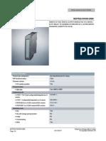 61. (6es7522-5hh00-0ab0) - Simatic s7-1500, Digital Output Module Dq 16