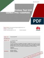 Genex Phu v200r005 Main Slides v1.0(20111212)