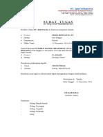 Surat Tugas Pake (Repaired)