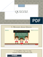 Quizziz Dan Blendspace