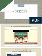 Quizziz Dan Blendspace