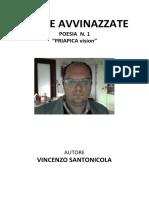 POESIE AVVINAZZATE - 1 PRIAPICA VISION