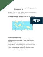 Untuk Membuat Peta Indonesia Sederhana