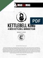 Kettlebell king