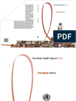 World Health Report 2004