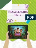 Cl5 Measurements Hints