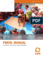 CARE Participatory Monitoring Evaluation RL Manual 2012