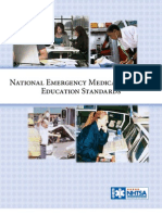 National EMS Education Standards