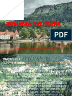 Romania -turism balnear