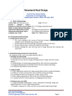 Structural Steel Design Course plan -2015.pdf