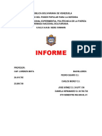 Defensa Informe
