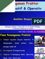 15 Penanganan Fr Konservativ Operativ 8 April 2013