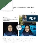 Berawal Minta Tolong Edit, Cewek Ini Berakhir Jadi 15 Meme Kocak.pdf