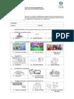 Test de Estilos de Aprendizaje 1 Ciclo