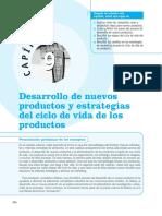 Desarrollo de Nuevos Productos y Estrategias del ciclo de vida de los productos